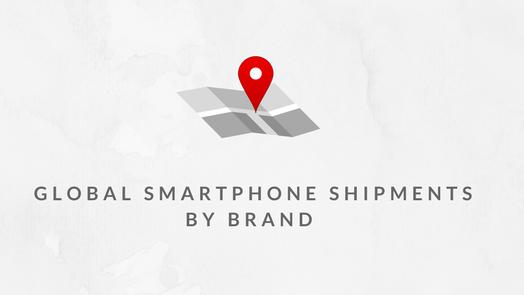 global smartphone shipment
