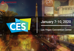 Counterpoint CES Event 2020