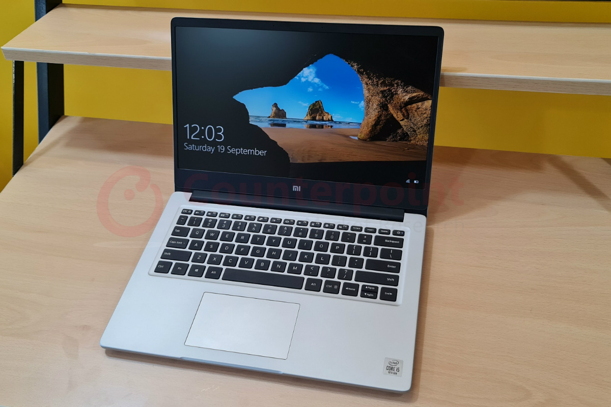 counterpoint xiaomi mi notebook 14 review lead