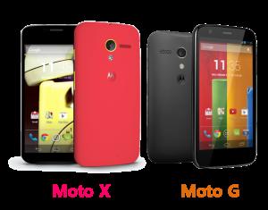Moto Portfolio X & G
