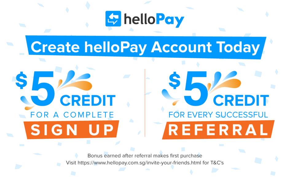 Hellopay Promotion