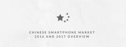 chinese smartphone market
