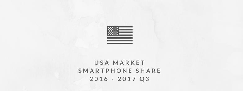 usa smartphone market