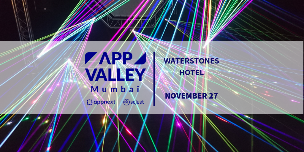 Meet Counterpoint at App Valley Mumbai, 2018 - Counterpoint Research
