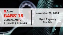 Global Auto Business Summit 2018 Counterpoint