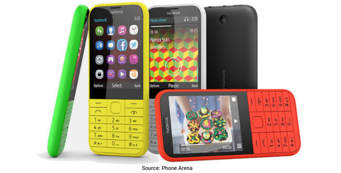 Resultado de imagen para feature phones