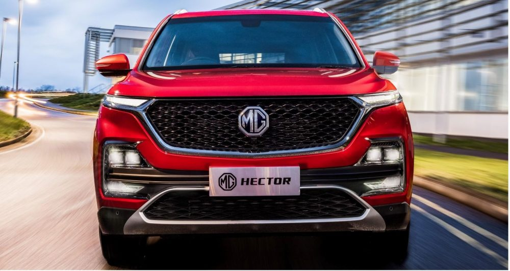 Smart and Connected-MG Motors Raises Bar for Fully Connected