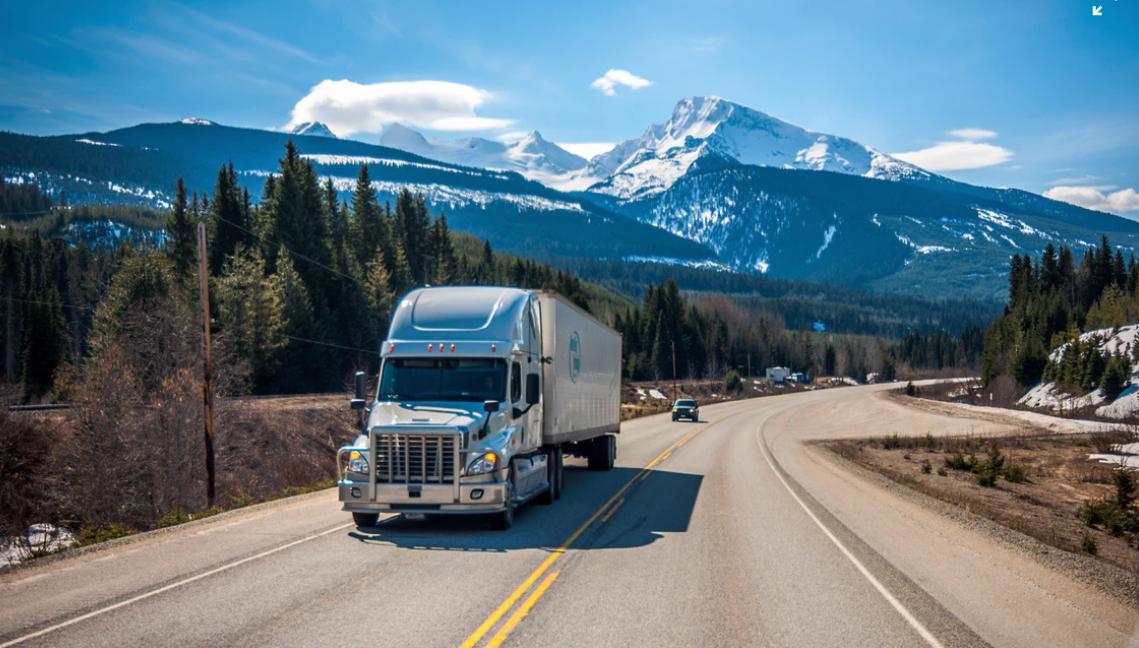 tusimple autonomous trucking