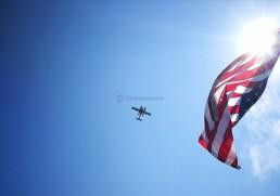 Flag and Sea Plane, Huawei P10