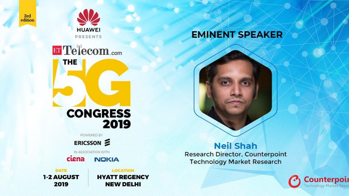 5G Congress 2019 - Counterpoint