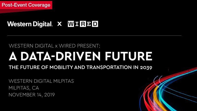 Counterpoint Western Digital A Data Driven Future