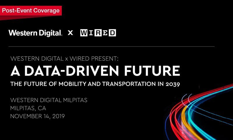 Counterpoint Western Digital A Data Driven Future
