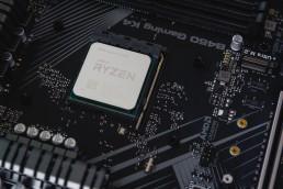 AMD Ryzen Processor