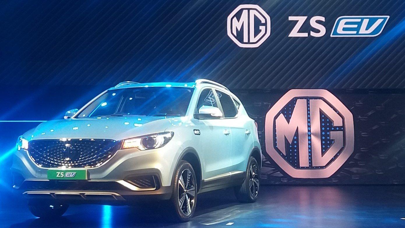 MG Motors EV Event
