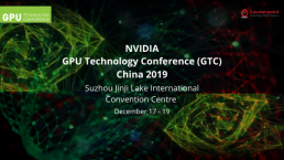 Counterpoint NVIDIA GPU Technology Conference GTC