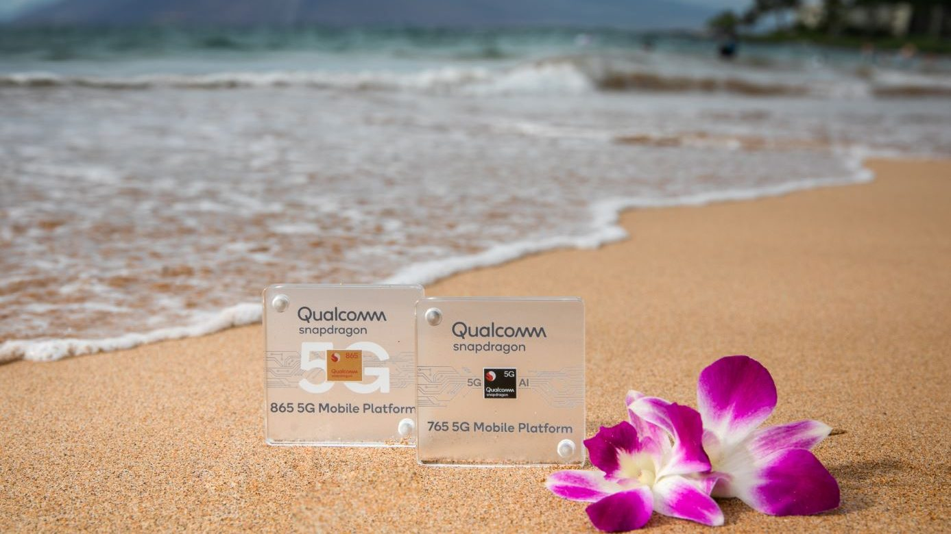 Qualcomm Snapdragon 765 5G 865 5G