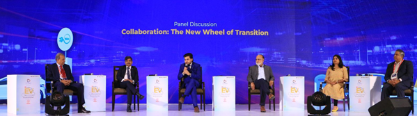 ET Auto EV Conclave Pavel Discussion Collaboration: The New Wheel of Transition