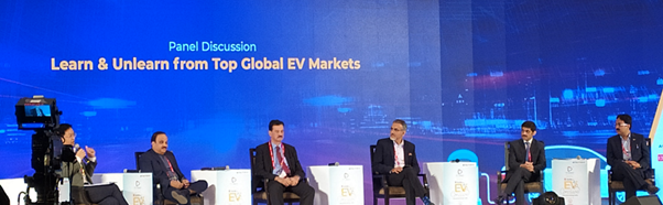 ET Auto EV Conclave Pavel Discussion: Learn and Unlearn from Top Global EV Markets
