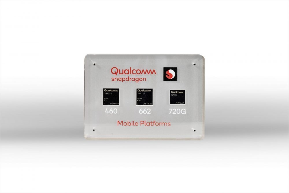 Counterpoint Qualcomm Snapdragon 460, 662, and 720G Mobile Platforms - Chip Case