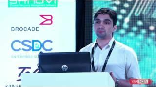 Counterpoint Tarun Pathak at IT Forum 2016
