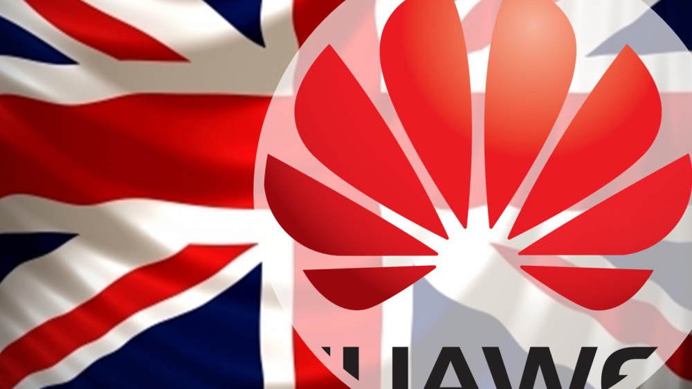Counterpoint Huawei to Play Limited Role in UK 5G
