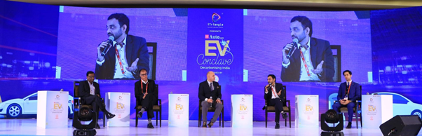ET Auto EV Conclave Panel Discussion and Q&A - Decarbonising India through Electrified & Intelligent Mobility