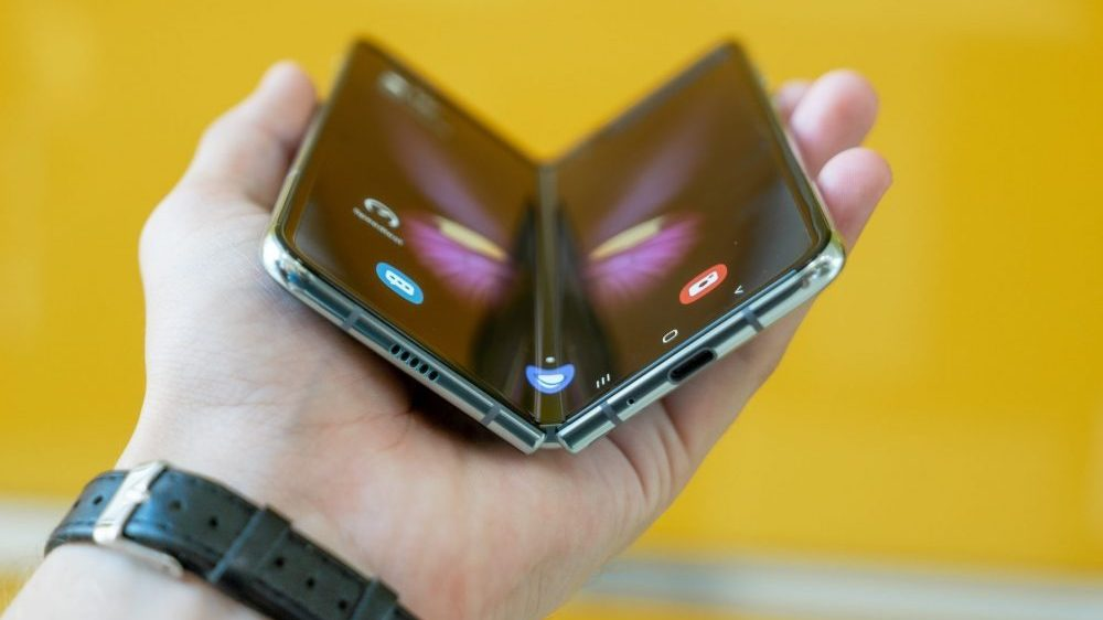 Counterpoint Samsung Galaxy Fold