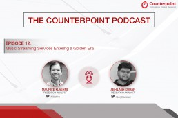 counterpoint global music streaming podcast