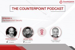 counterpoint guest podcast future of IoT security
