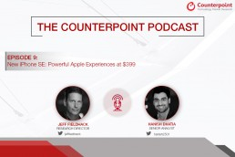 counterpoint iphone se podcast