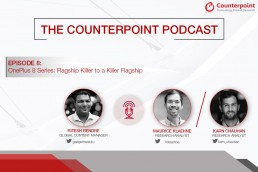 counterpoint podcast oneplus 8 series