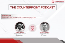 counterpoint podcast smart home connectivity