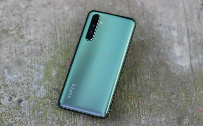 counterpoint realme x50 pro 5g review back