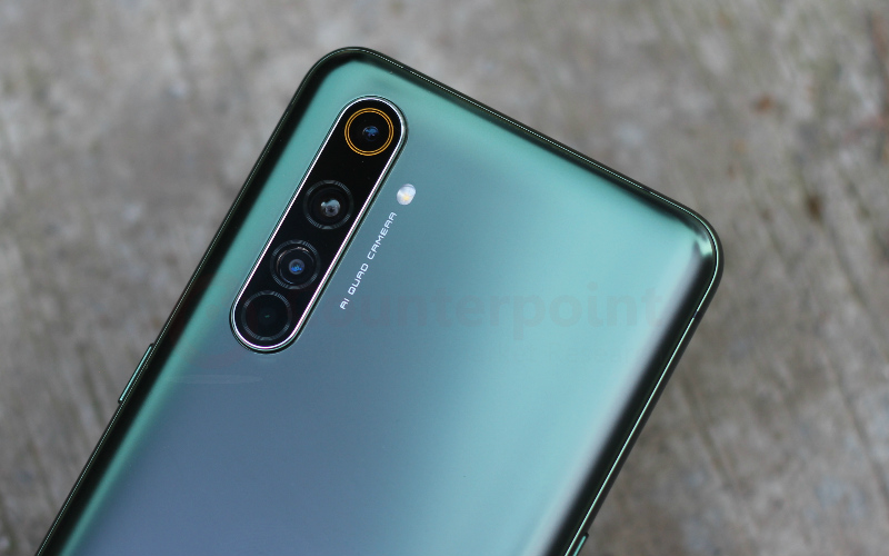 counterpoint realme x50 pro 5g review cameras