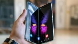 Foldable Smartphone: Samsung Galaxy FGI