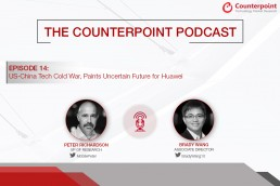 counterpoint huawei-tsmc podcast