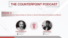 counterpoint refurbish smartphone market