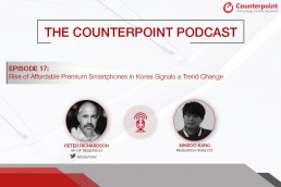Counterpoint affordable premium podcast