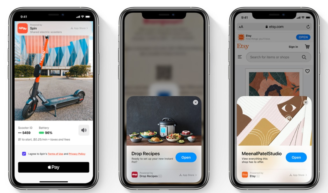 counterpoint wwdc ios 14 app clips