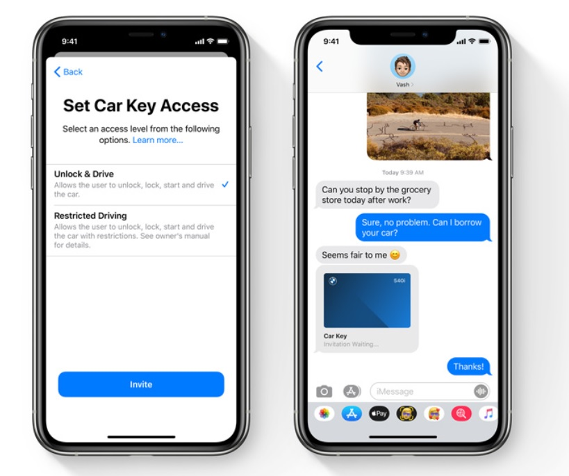 counterpoint wwdc ios 14 car keys