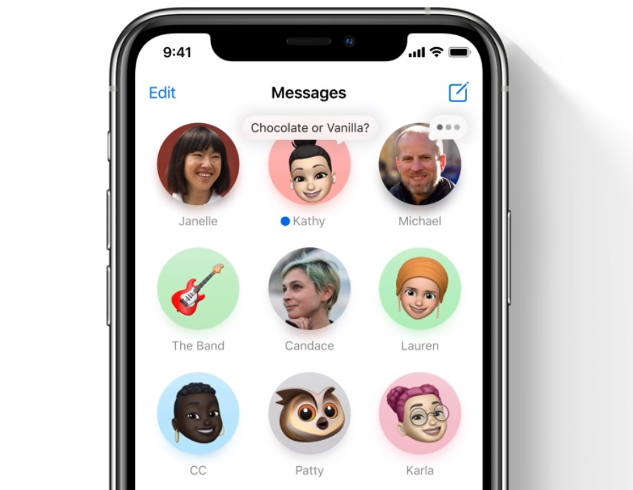 counterpoint wwdc ios 14 imessage