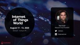 IoT World 2020 - Neil Shah