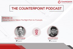 counterpoint podcast music streaming