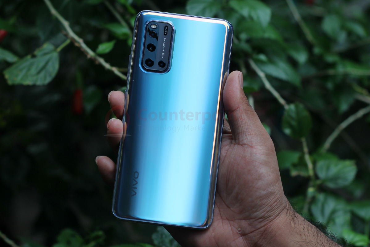 counterpoint vivo v19 review back