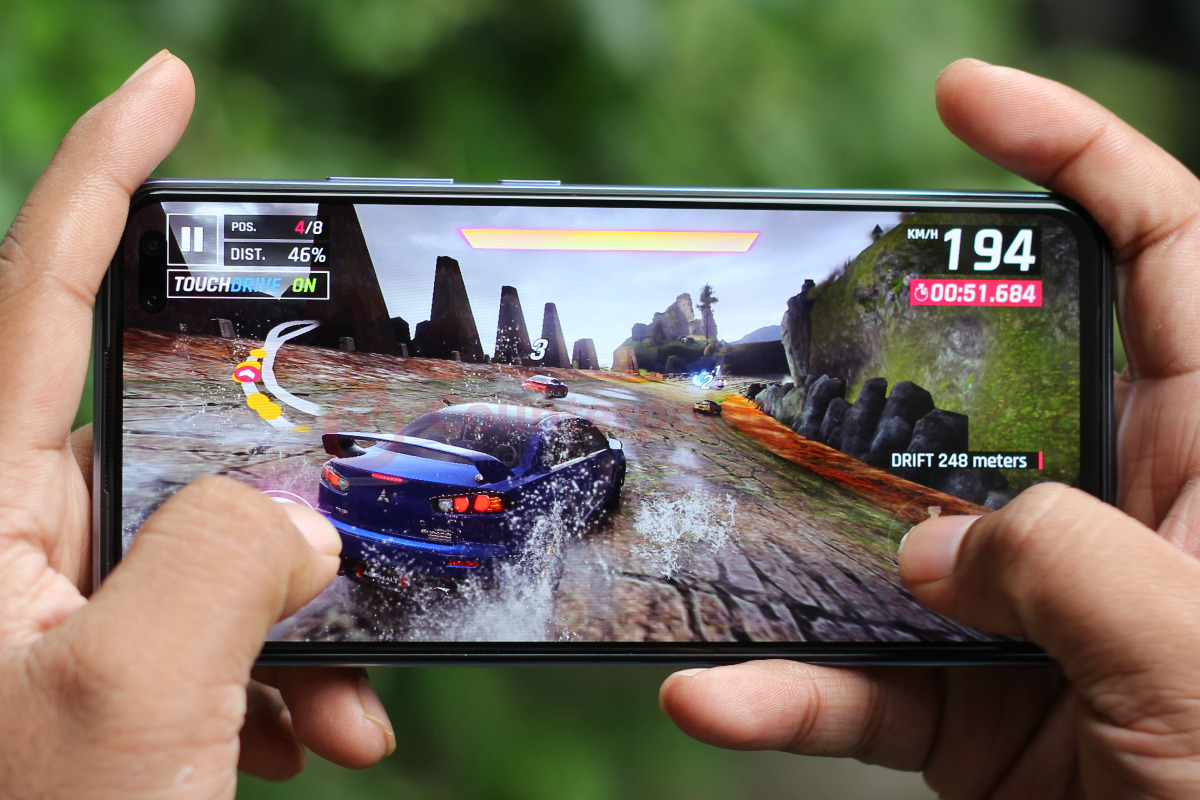 counterpoint vivo v19 review gaming