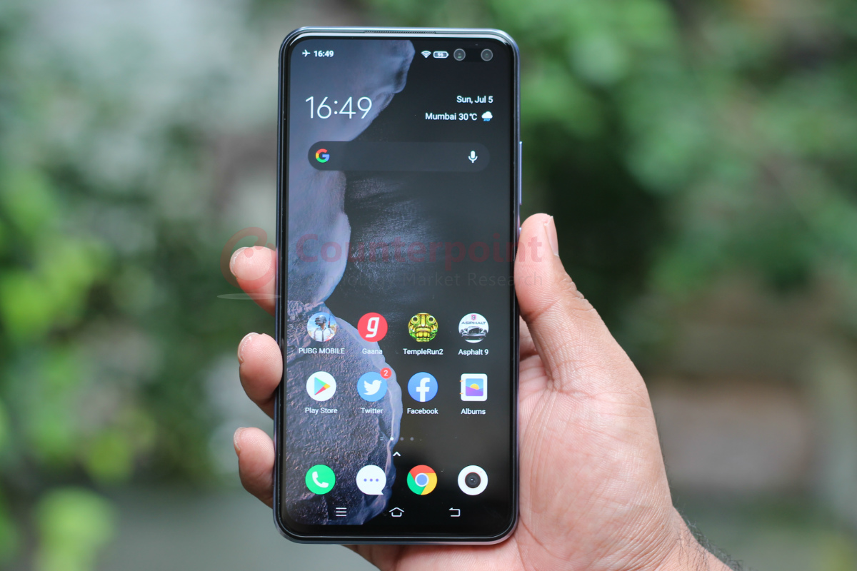 counterpoint vivo v19 review lead