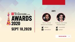 ET Telecom Awards 2020: Neil Shah and Tarun Pathak