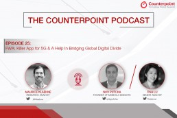 Podcast: FWA - Killer App for 5G & A Help In Bridging Global Digital Divide