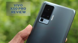 counterpoint Vivo X50 Pro review lead