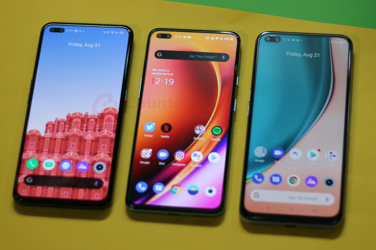 counterpoint oneplus nord review vs realme